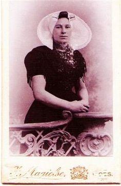 Helena Westveer (1874-1961) Zuid-Beveland (protestant) #Zeeland #ZuidBeveland #protestant