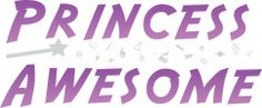 Princess Awesome- cute dresses for kids with dinosaurs, math symbols, cars, etc.