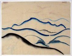 1920 Walter Ophey, Landschaft