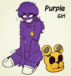 That's it. It's already been decided. FNaF 4 is coming out on Halloween, and I am going as a genderbent Purple guy.