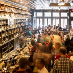 From bourbon to Scotch and back again, these whiskey establishments have you covered with vast liquor libraries sure to tickle your palate.