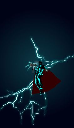 Thor's wakanda entry with stormbreaker - Marvel Chibi Marvel, Marvel Art, Marvel Heroes, Marvel Avengers, Marvel Characters, Marvel Movies, Marvel Wallpapers, Thor Series, Marvel Background