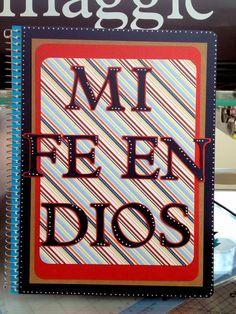 RAM My faith in God journal/ my faith in God