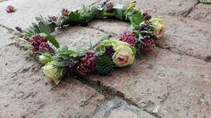 Bride july Tilla blommor