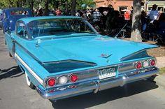 1960 Chevrolet Impala two door hardtop