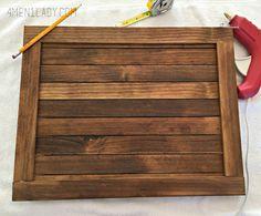 Paint Stir Sticks, Painted Sticks, Galaxy Slime, Paint Stick Crafts, Diy Home Crafts, Wall Decor Crafts, Easy Crafts, Diy Wood Signs, Wooden Crafts