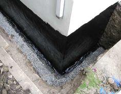 Basement Wall Waterproofing (Exterior Wall) in Toronto and GTA