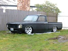 Chevy luv mini