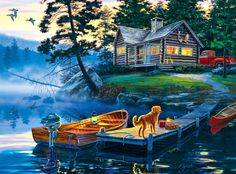 "Darrell Bush - ""Silent Shores"""