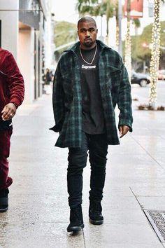Supreme Kanye
