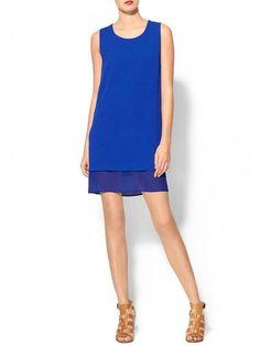 Wells+Grace+Dellisa+Dress+Cobalt+ +Clothing