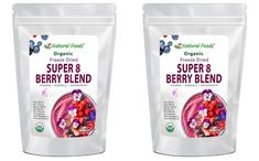 Z Natural Foods unveils new 'superfood' powdered berry blend - FoodBev Media