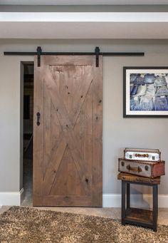 X Barn Door