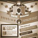 Social curriculum e modulo curriculum europeo [infografica]