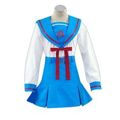 Haruhi Suzumiya Cosplay Costume - Senior High Winter Medium -- Read more at the image link.
