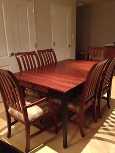 Ethan Allen American Impressions Table And Chair Sets Dining Set