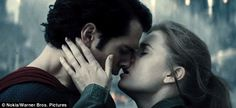 Super romance: Amy Adams takes on the role of Lois Lane opposite Henry Cavill in Man of Steel