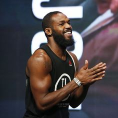 LAS VEGAS – Jon Jones tipped the scales right on the 205-pound light heavyweight limit for Saturday's UFC 197 main event thanks to a new health regimen that includes eating … cake?