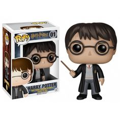 Funko Harry Potter, Harry Potter