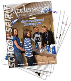 Ultimate school store and fundraising guide - great for school store managers and booster club presidents.