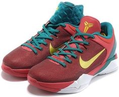 super popular 4f3fe d22c1 Vogue Nike Zoom Kobe VII Supreme  Year Of The Dragon  Shoes - Dark Red