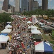 Go to the Westheimer Street Festival #HouBList