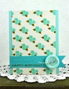 PTI The Sweet Life, Signature Greetings II, Birthday Basics