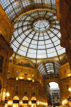 Galleria Vittorio Emanuele II. Milano