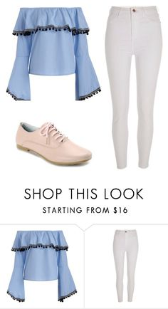 """""""Untitled #157"""" by lenka-skodiova on Polyvore featuring River Island"""