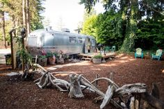 Airstream near airport and beach - Campers/RVs for Rent in Seattle, Washington, United States