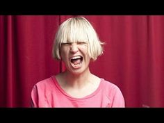 SIA´s Sunday directed by herself (very rare)