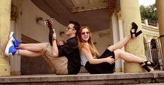 02/07 8pm Aleksandra&Jackop singing @ UP Wrocław - so again roofparty!