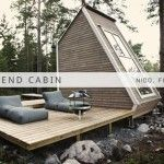 Weekend Cabin: Nido, Finland