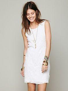 Angie Lace Dress