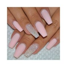 Cute Pink Nails Designs for pretty girlWant a fun summer nail art however assume pink nail styles arn't your thing? pink nails are trending throughout every and each season of the year. Best Acrylic Nails, Acrylic Nail Designs, Matte Nails, Hot Nails, Hair And Nails, Nagellack Design, Ballerina Nails, Fabulous Nails, Amazing Nails