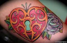 """Résultat de recherche d'images pour """"tattoos coeur"""""""