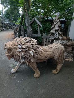 Deco, Lion Sculpture, Statue, Art, Art Background, Kunst, Decor, Deko, Performing Arts