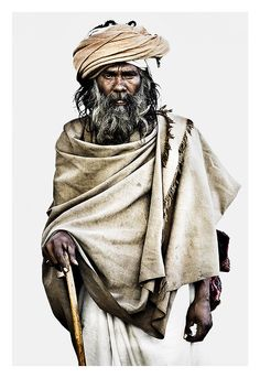 Manuel Uebler: Portraiture Of Sadhus and Spirituality