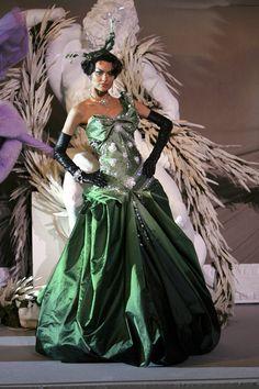 Christian #Dior Haute Couture Automne-Hiver 2007-2008 #mode