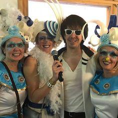 FollyFoam + famous Fabrizio  #foam #schaumstoff #foamwig #foampruik #perücke #handmade #selfmade #creative #inspiration #carnaval #vastelaovend #karneval #fasching #karnevalinköln #köllealaaaf #karnevalkostüm #karnevalindüsseldorf #alaaf #rosenmontag #alteweiberfest #mestreech #maastricht #limburg #brabant #partylook