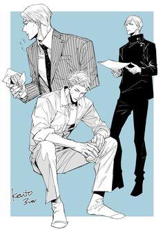 Manga Art, Anime Manga, Anime Art, Dibujos Cute, Fanarts Anime, Nanami, Cute Anime Guys, Aesthetic Anime, Haikyuu