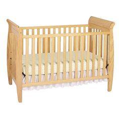 Sleigh Style Crib - Foter