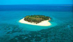 Wilson Island,  north-west of Gladstone, Queensland - Australia