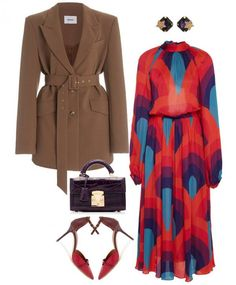 ¡Chicas, guardamos para no perder! Fasion, Hijab Fashion, Fashion Outfits, Office Fashion, Dress Outfits, Dresses, Casual Wear, Outfit Of The Day, Style Me