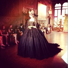 Dolce & Gabbana Couture Project at Venice (2013/July) | About A Girl...