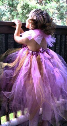 Little Flower Girl Style - Tutu Skirts