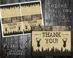 INSTANT DOWNLOAD  Little Hunter Collection  by 2LittleWildflowers