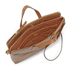#Fossil Sydney Work Bag: Sleek in line, spacious in storage, our new Sydney work bag is as beautiful as it is practical.