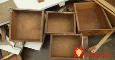 Je neuveriteľné, čo všetko môžete urobiť so starými zásuvkami. Týchto 27 trikov je vskutku úžasných!
