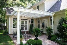 Perfect Pergola Designs for Home Patio 50